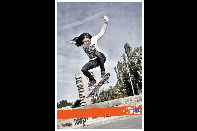 Fotografo de publicidad de TacoBell Madrid