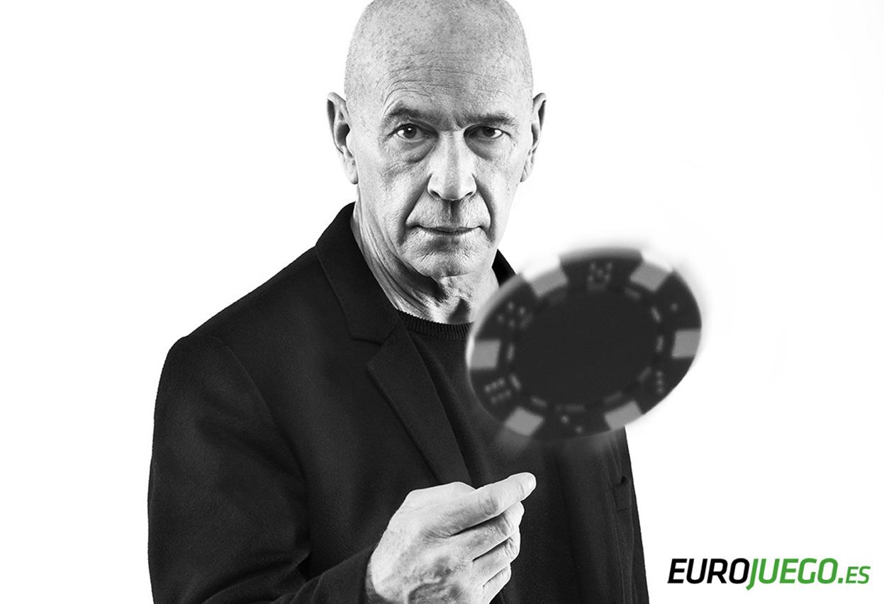 Retrato publicitario para Euro Juego Madrid