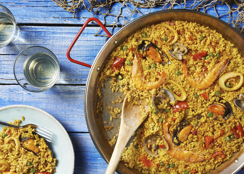 Mariscos - Fotógrafos para comida en Madrid