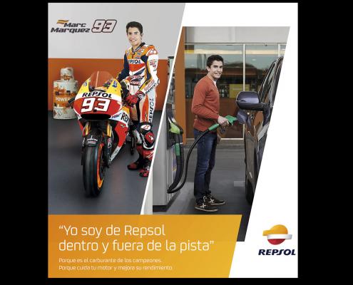 Fotografia para empresa Repsol Madrid